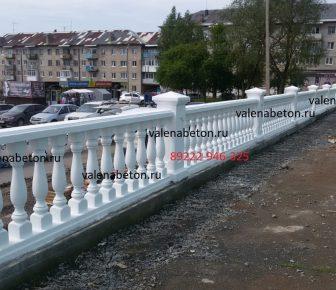 Балясины бетонные в Москве