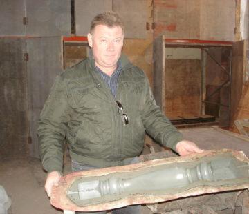 форма для балясин из бетона