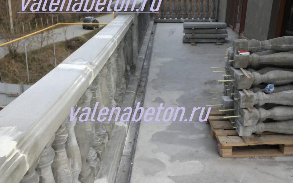 крепления бетонных балясин